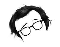 Woody Allen's Hair