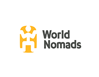 Stop Motion Graphics: World Nomads Advertisement