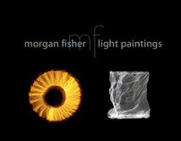 Morgan Fisher: Light Paintings - Gallery
