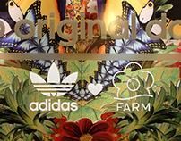 ADIDAS x FARM | Collection 2014