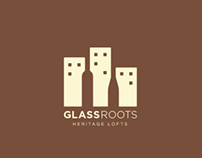 Glassroots Real Estate Development Branding