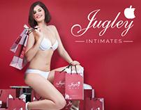 Jugley Intimates | WEB Store - Identidade Visual