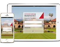 Stanford Executive Education Mobile Application