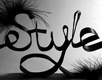 Style_ An Experimental Alphabet