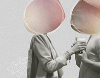 """""""HelloGoodbye"""" Collage"""