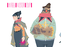 Character Design: Star Squad