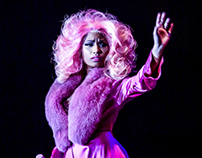 NICKI MINAJ live in Dubai