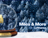 Lufthansa-Miles and More Holiday Greeting Video
