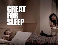 "Road Lodge ""Great For Sleep"""