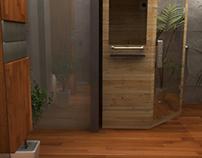 BATHROOM & BEDROOM RENDERS