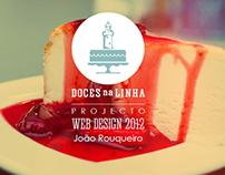 Doces na Linha - João Rouqueiro