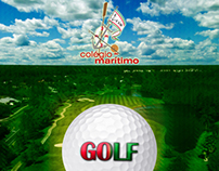 Golf Flyer - Colégio do Marítimo