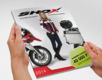 SHOX motorbike catalog