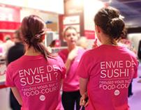 Planet Sushi - Salon de la Franchise 2014