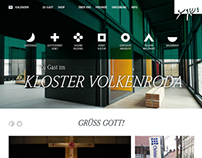 Kloster Volkenroda - Corporate Website