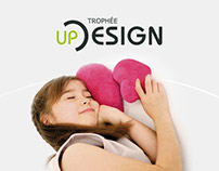 Trophee Up Design - Branding