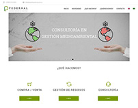Deposito Pedernal Website