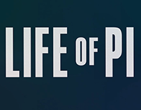 Life of Pi Title sequence