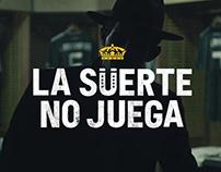 La Suerte no Juega - Corona México