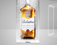 Christmas box for Ballantine's PROJECTS