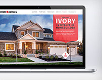 Ivory Homes website