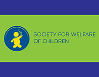 Society For Welfare Of Children NGO Re-branding