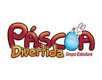 Páscoa Divertida - Grupo Estrutrura