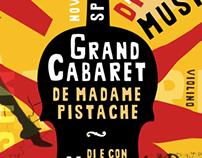 Cabaret - artwork poster