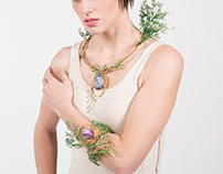 Nature Goddess of the Rainforest - Senior Collection