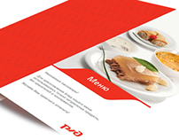 RussianRailways Design Menu