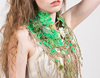 Nature Goddess of the Swamp - Senior Collection