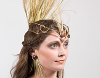 Nature Goddess of the Savanna - Senior Collection