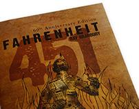 Fahrenheit 451 Book Jacket
