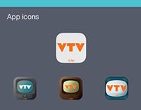 VTV iOS application