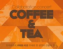 Coffee&Tea concert