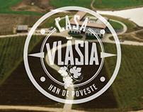 Casa Vlasia // Branding