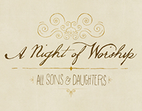 All Sons & Daughters Night Of Worship