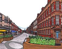 Preston Town Centre 360
