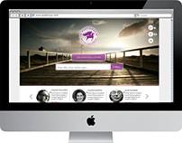 WEBSITE branding & design