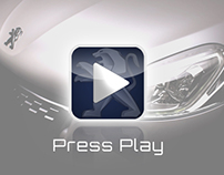 Peugeot 208 GTI Press Play Game App
