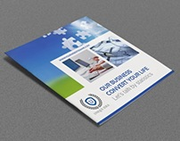 Company Brochure Template Vol.32 - 16 Pages