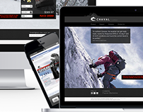 Chaval USA e-Commerce Website