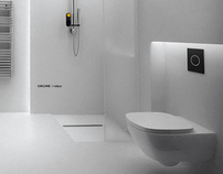 Grohe showroom unit