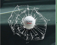AN IDEA WITH BALLS - GOLF DIGEST MAGAZINE
