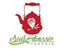 Logo Design:  Suikerbossie Teetuin
