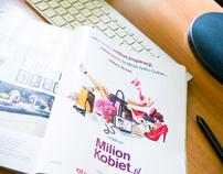 MIlionKobiet Ad Campaign 2011