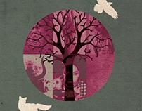 Book Cover Design: 'Ravensmoot'