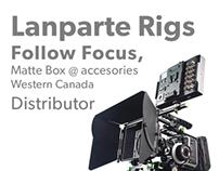 Lanparte Follow Focus & Rigs