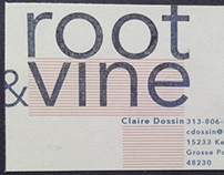 Root & Vine Identity