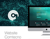 Comtecno Website